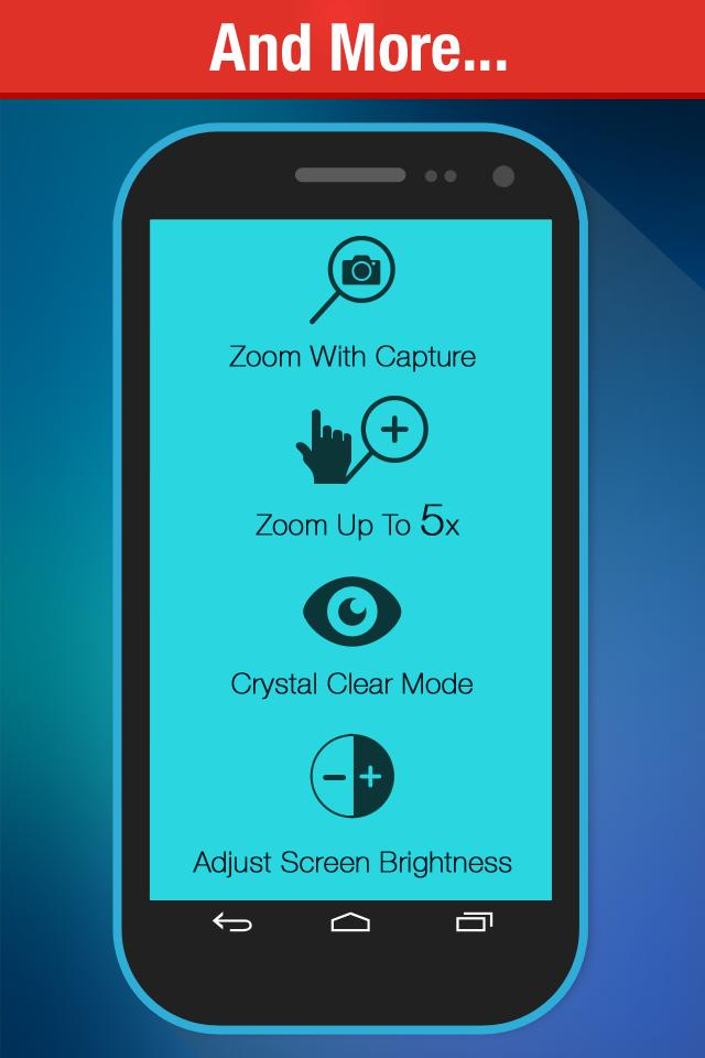 Magnifying Glass + Flashlight for Android - APK Download