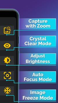 Magnifying Glass + Flashlight screenshot 4