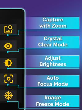 Magnifying Glass + Flashlight screenshot 14