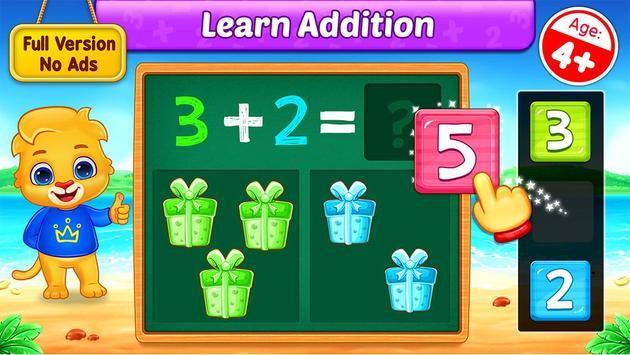 Math Kids poster