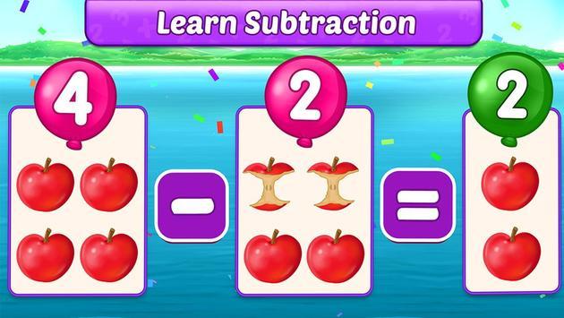 Math Kids screenshot 1