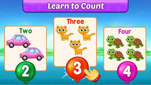 Math Kids screenshot 3