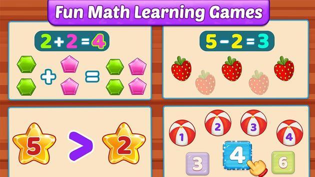 Math Kids screenshot 4