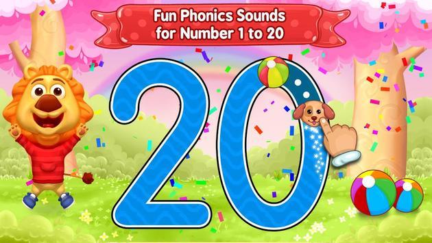 123 Numbers screenshot 1