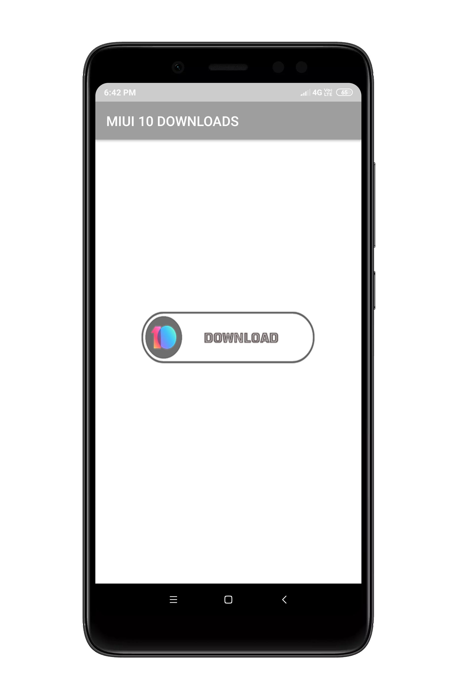 MIUI 10 DOWNLOADS for Android - APK Download