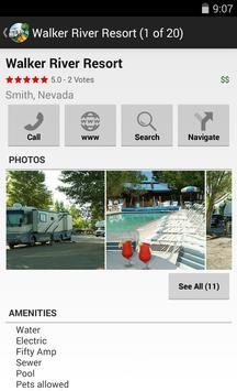 RV Parks & Campgrounds screenshot 2