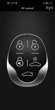 BT Control poster