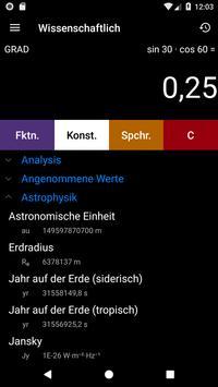 Rechner² Screenshot 2