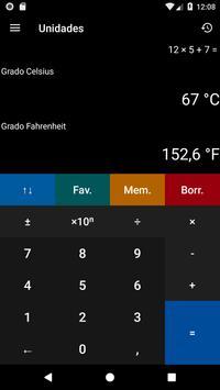 Calculadora² captura de pantalla 4