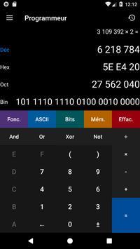 Calculatrice² capture d'écran 7