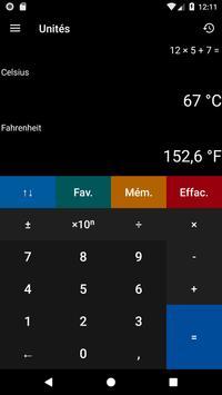Calculatrice² capture d'écran 4