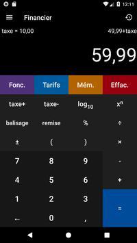 Calculatrice² capture d'écran 5