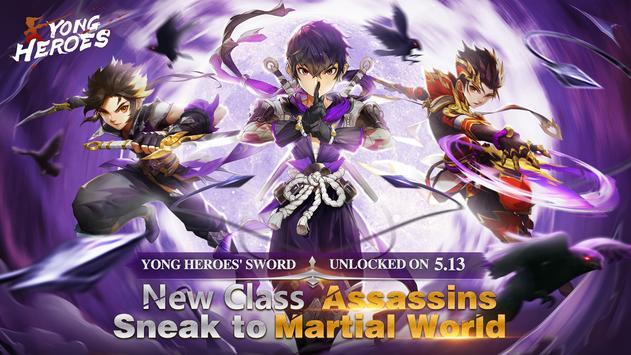 Yong Heroes screenshot 8