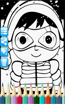 Ryan Toy Coloring Book for Kids (2019) for Android - APK ...