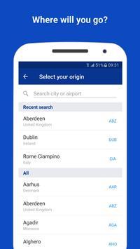 Ryanair स्क्रीनशॉट 4
