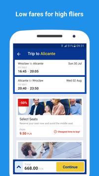 Ryanair स्क्रीनशॉट 2