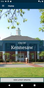 City of Kennesaw poster