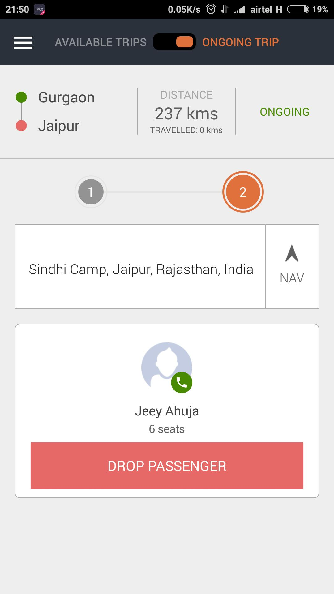 Goibibo Driver App for cabs for Android - APK Download