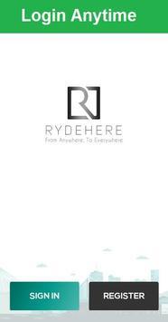 Rydehere Driver screenshot 8