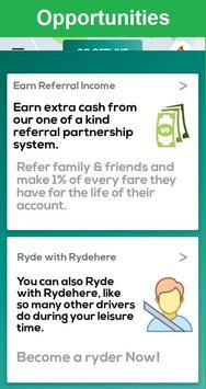 Rydehere Driver screenshot 3