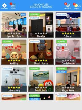 Escape game - Escape Rooms screenshot 23