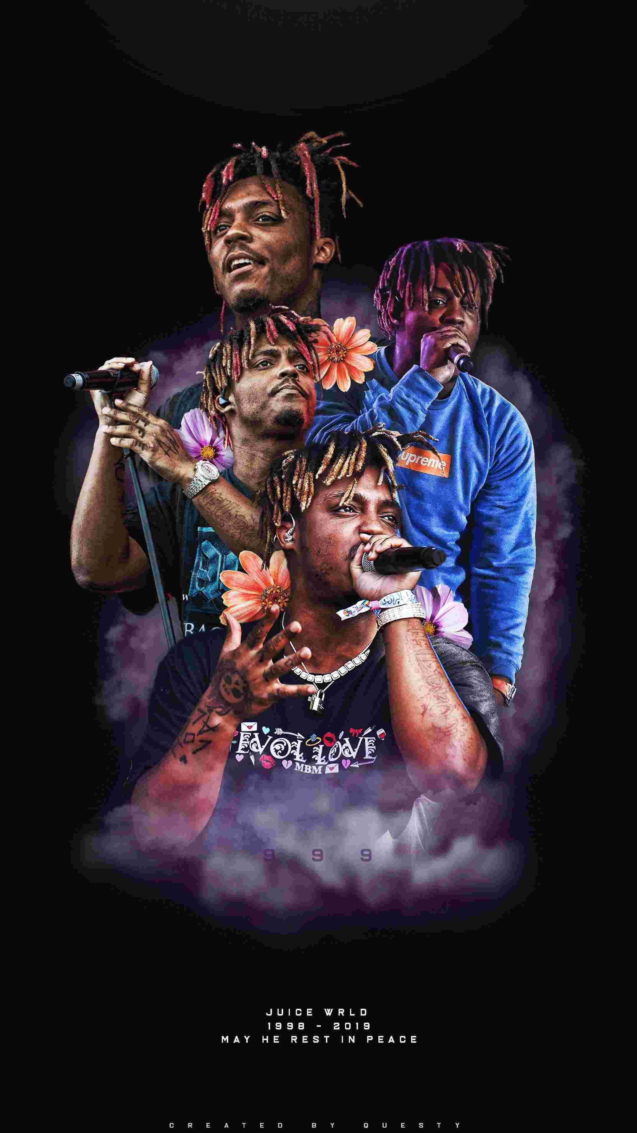 Legends Never Die Juice Wrld Wallpapers For Android Apk Download