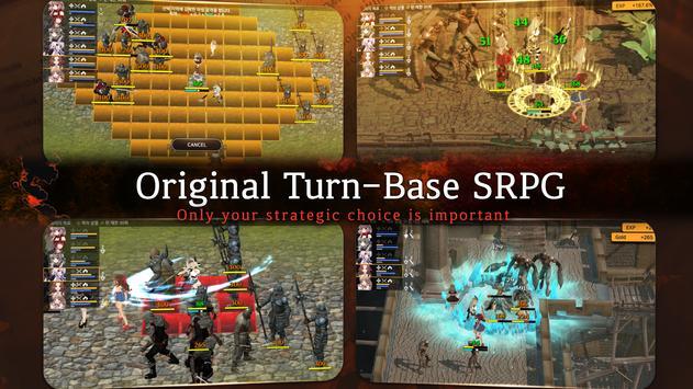 ThirdMiracle : Turn-Base SRPG screenshot 2