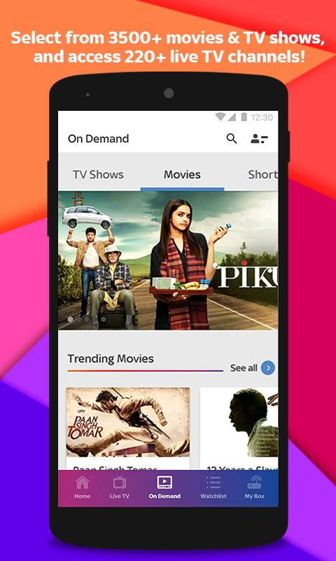 Tata Sky for Android - APK Download