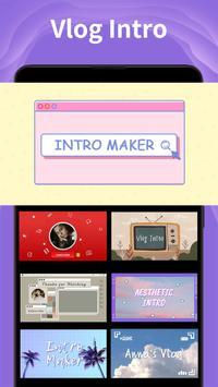 Intro Maker تصوير الشاشة 5