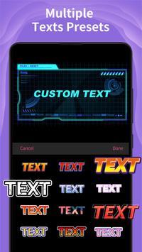 Intro Maker تصوير الشاشة 6