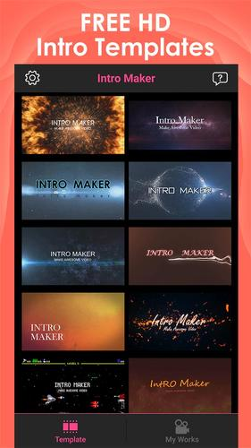 Intro Maker for Android - APK Download