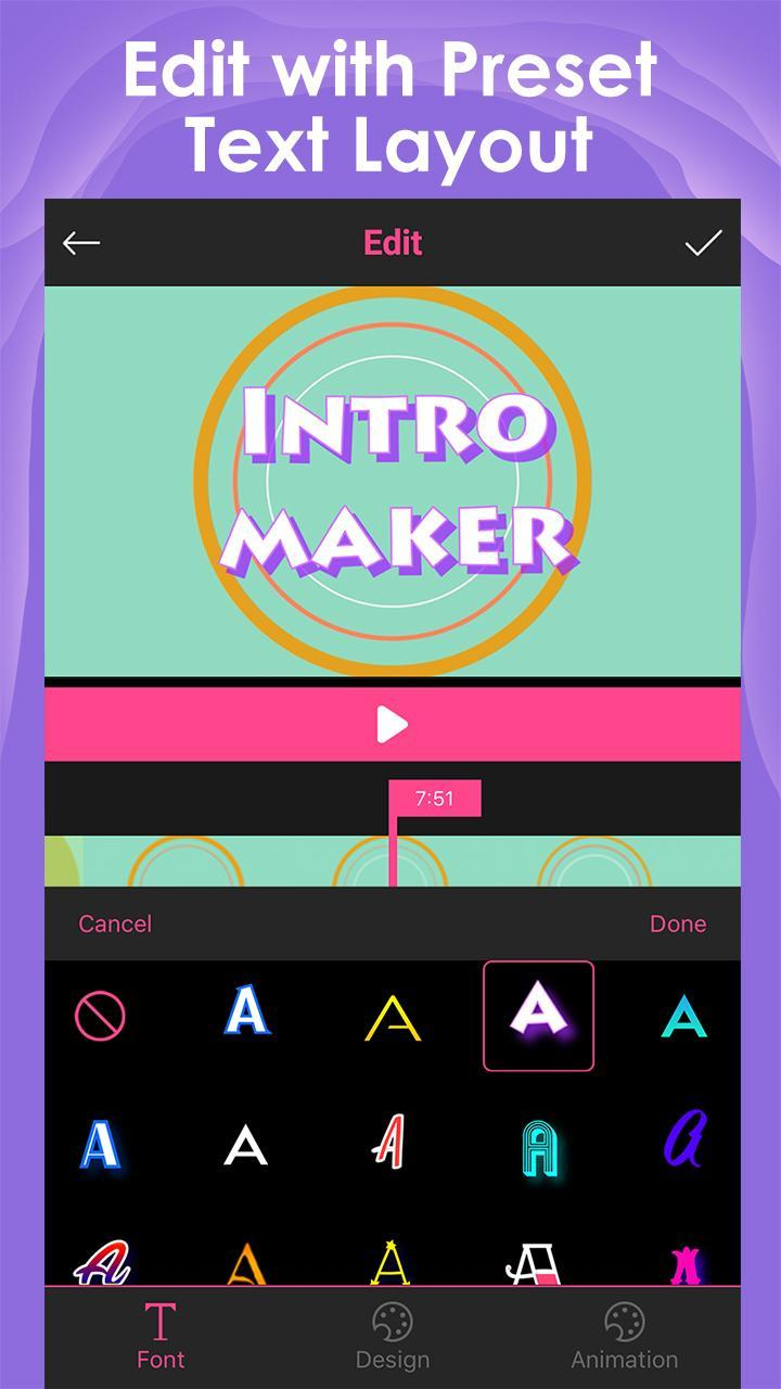 Intro Maker For Android Apk Download