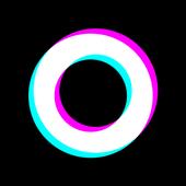 Efecto editor de video, glitch video mágico - MAGE icono