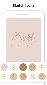 Highlight Cover Maker for Instagram Story poster