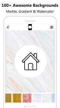 Làm nổi bật Cover Maker cho Instagram Story ảnh chụp màn hình 1
