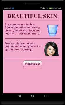 Facial for Fresh Skin screenshot 1