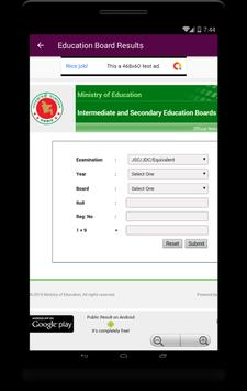 all exam results bd-মার্কশীট সহ screenshot 3