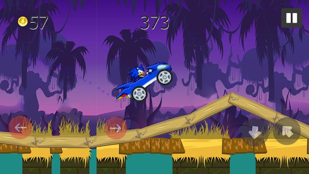 Sonic Super Race screenshot 7