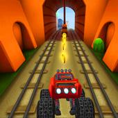 Race Game Blaze Monster icon