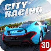 City Racing 3D ícone