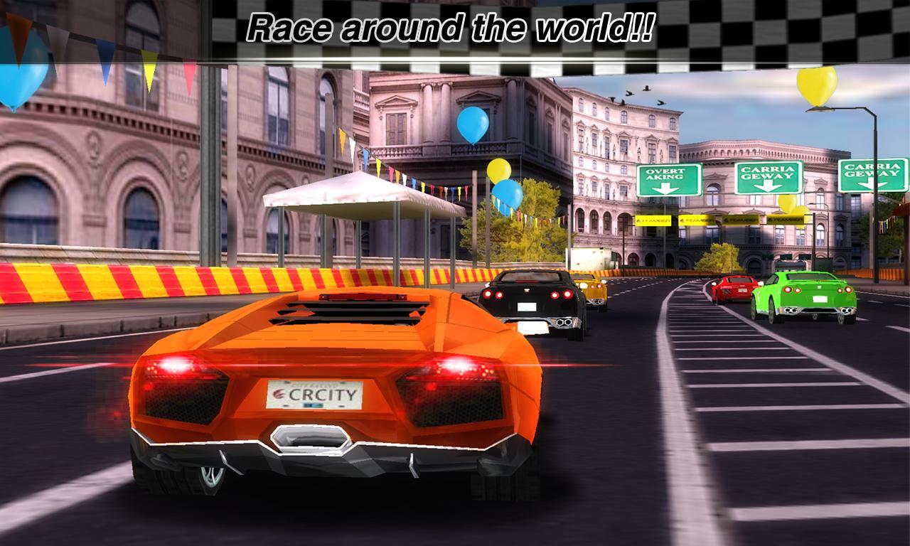 Hasil gambar untuk game android city racing 3d yang terbaik patut di coba