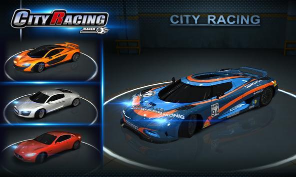 City Racing 3D تصوير الشاشة 2