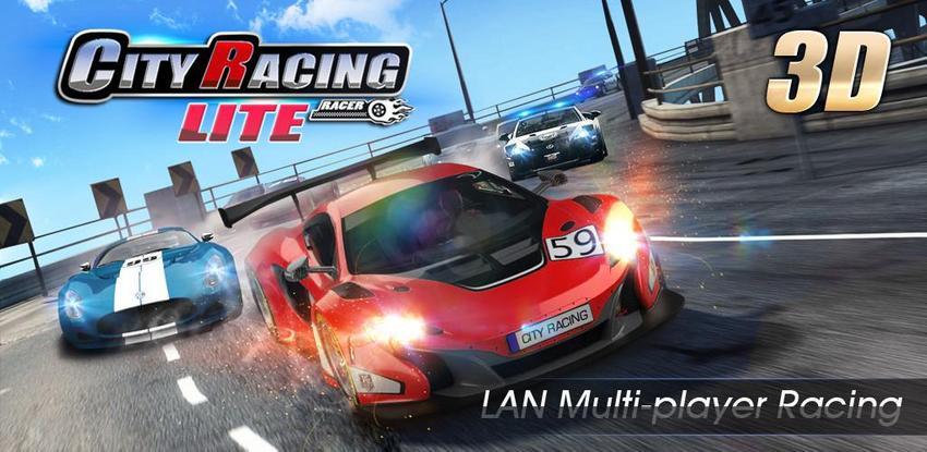 APK City Racing Lite