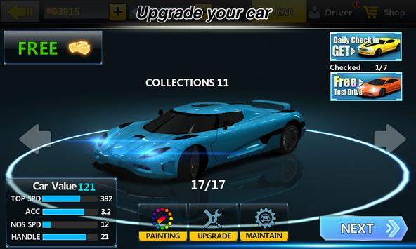 City Racing Lite screenshot 13