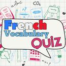 French vocabulary quiz APK