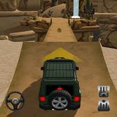 Master Car climb Racing 3D: Stunt 4x4 Offroad आइकन