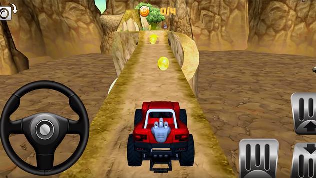 Master Car climb Racing 3D: Stunt 4x4 Offroad स्क्रीनशॉट 4