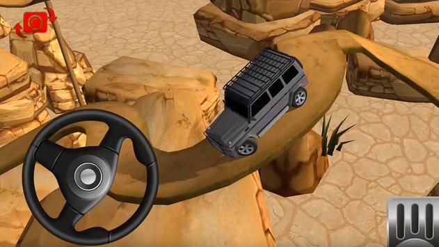 Master Car climb Racing 3D: Stunt 4x4 Offroad स्क्रीनशॉट 7