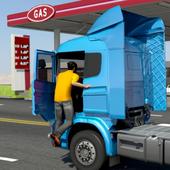 Oil Tanker Transporter Truck Simulator MOD + APK