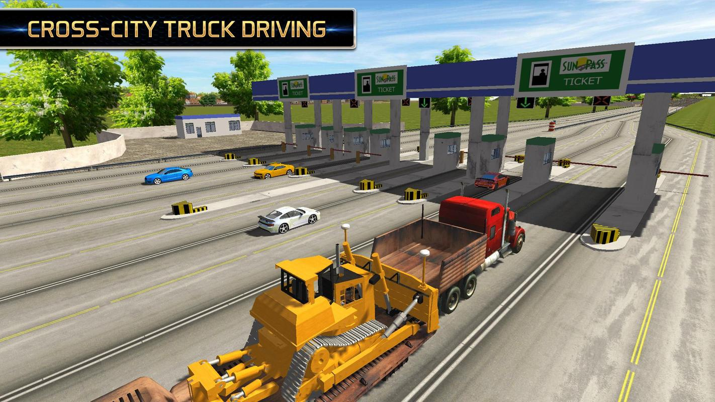 Euro Truck Driving Simulator 2018 For Android Apk Download